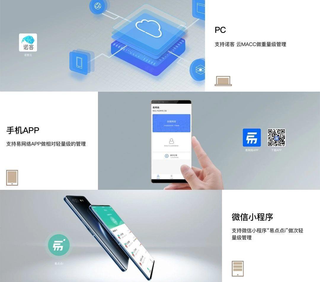 锐捷RG-EG210G-P易网络POE网关-功能2