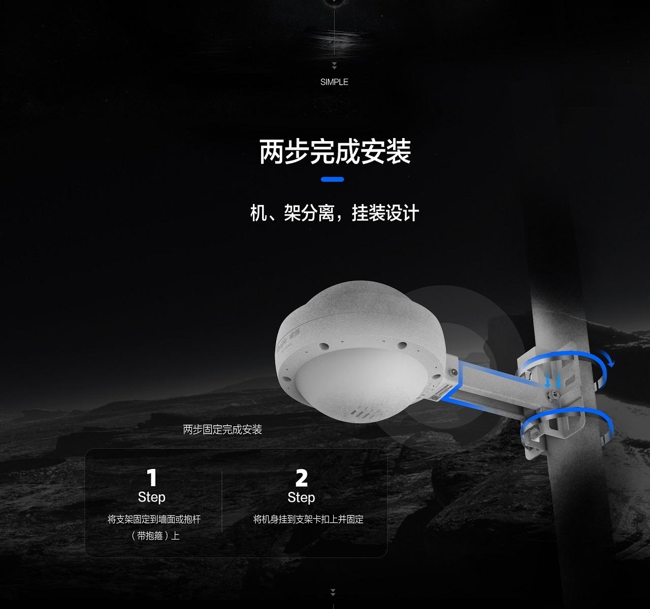 室外大功率双频全向无线AP-RG-EAP602-5