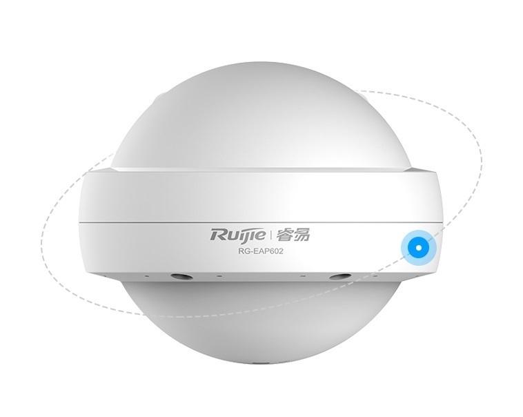 室外大功率双频全向无线AP-RG-EAP602